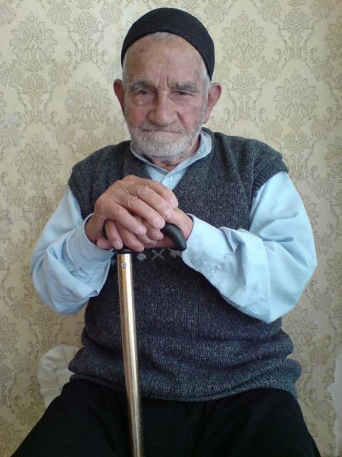 درگذشت مرحوم کربلایی رحمت الله نریمانی